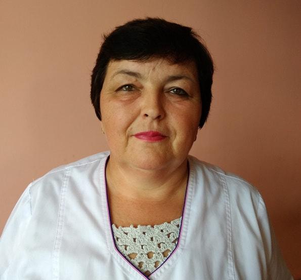 Вірста Тетяна Петрівна