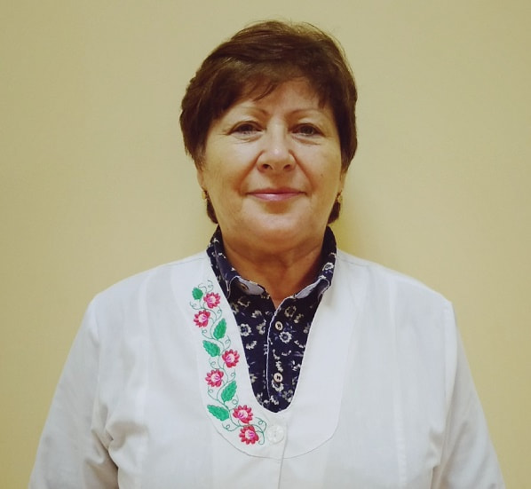 Безбородова Тамара Григорівна