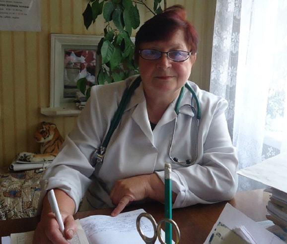 Литвиненко Катерина Петрівна
