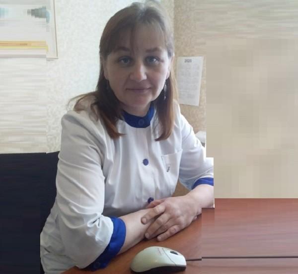 Воєводіна Валентина Костянтинівна