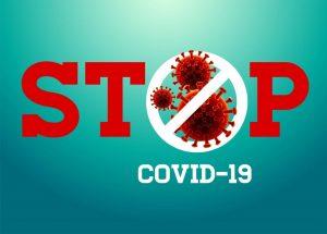 Зупинимо COVID-19 разом!